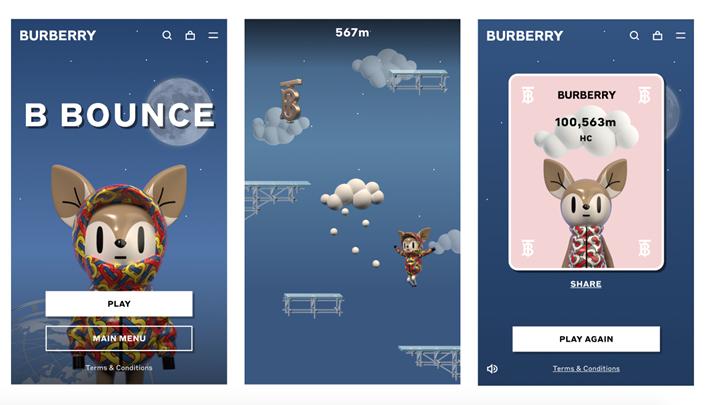 burberry b-bounce