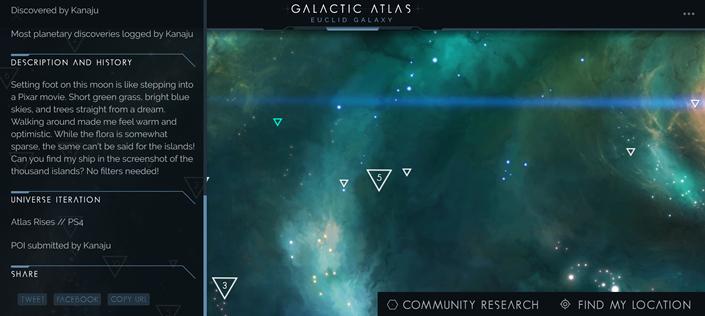 galactic atlas blog
