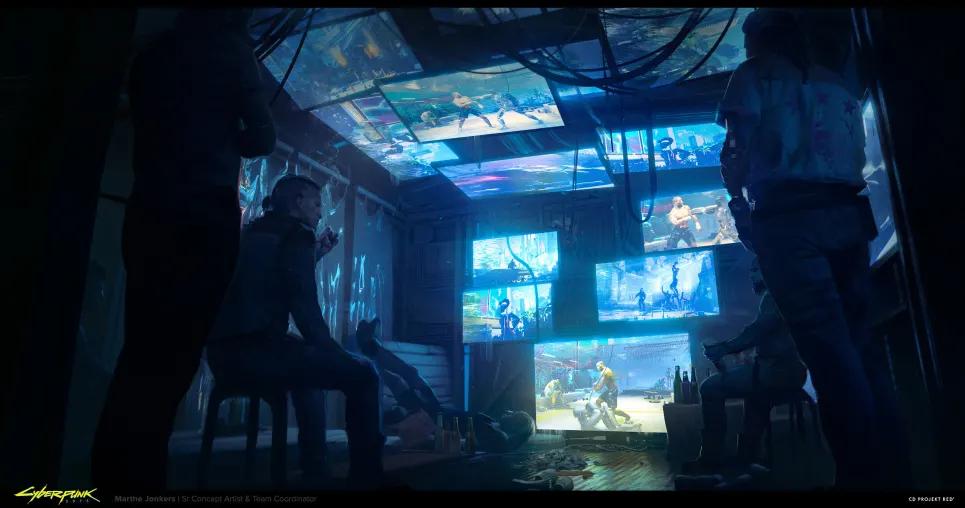 cyberpunk-art