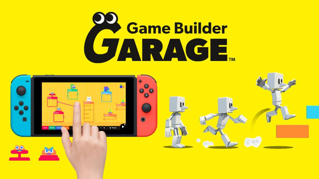 Game Builder Garage promotional image