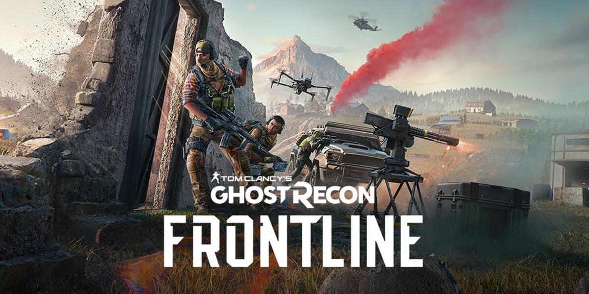 ghost recon frontline keyart