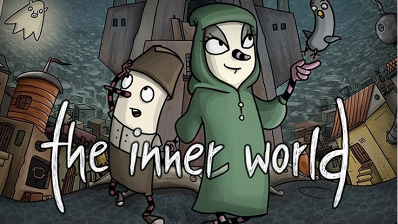 A promotional image for The Inner World