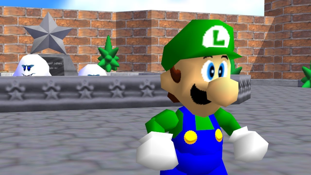 luigi_super_mario_64_screenshot