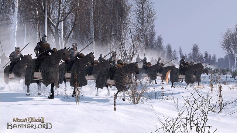 A screenshot from Mount & Blade II: Bannerlord