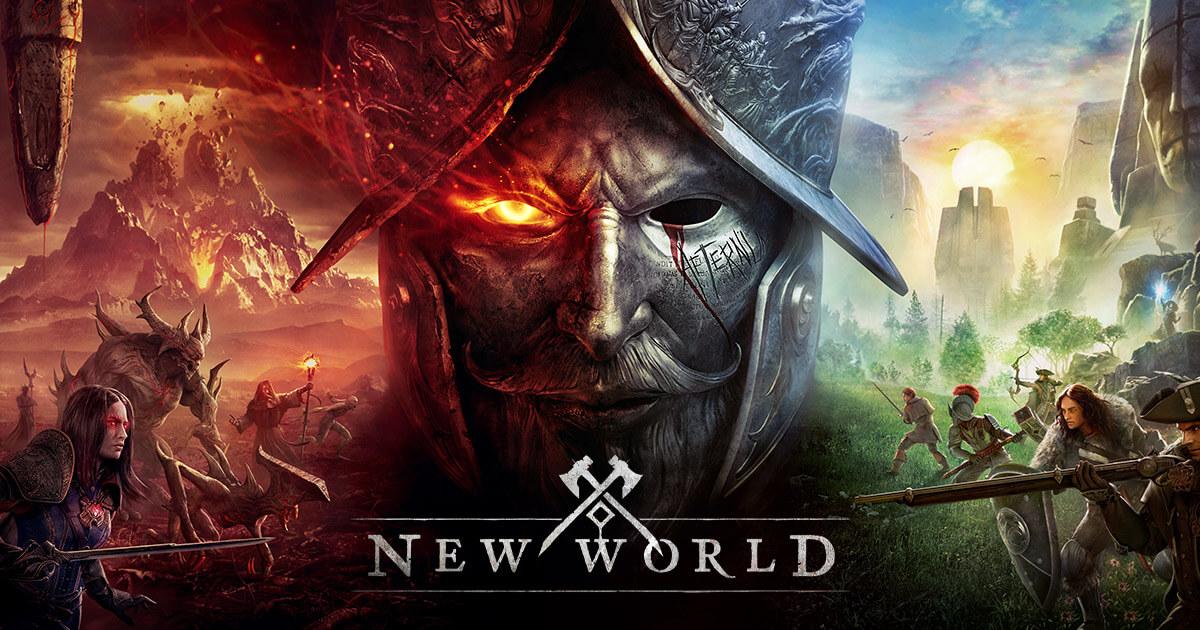new world amazon key art