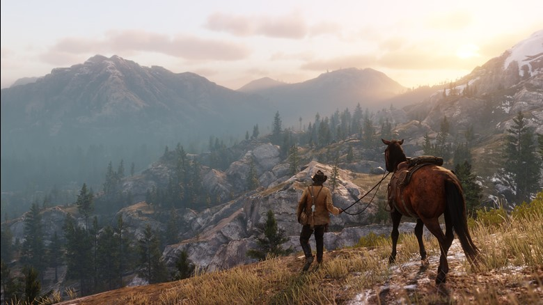 A screenshot of Red Dead Redemption 2