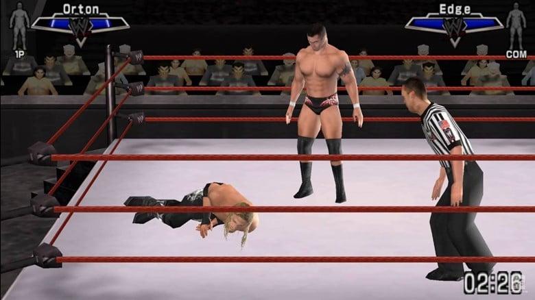 WWE Smackdown vs Raw 2007 Screenshot