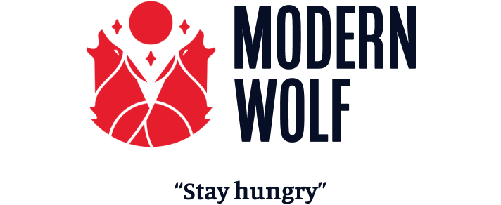 Modern Wolf: Stay Hungry