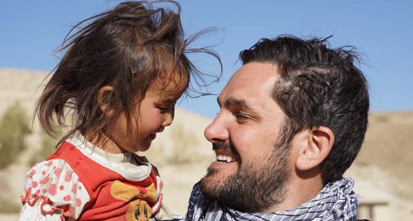 Jordan Wylie Frontline Children