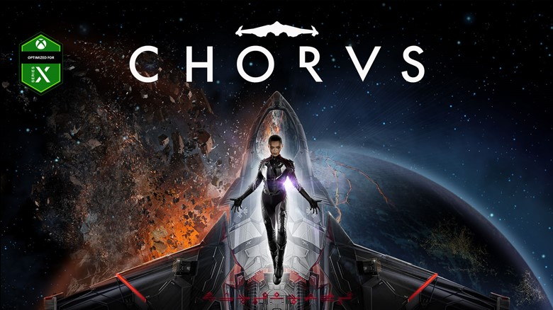 A promotional image for Chorus