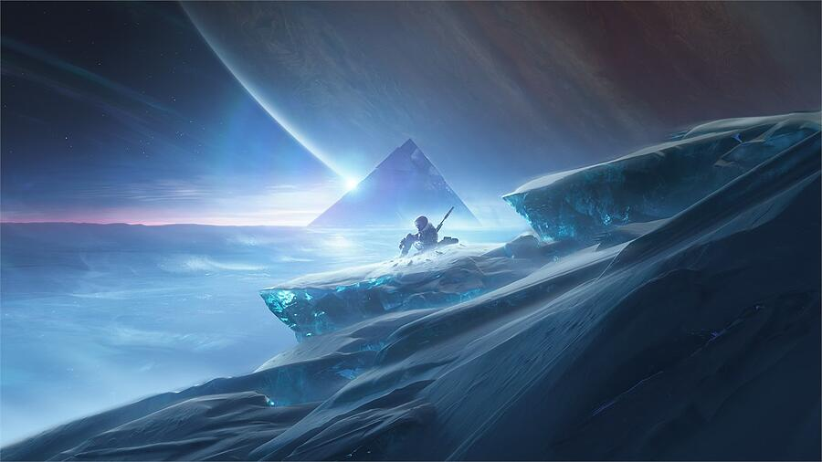 A promotional image from Destiny 2's newly announced season