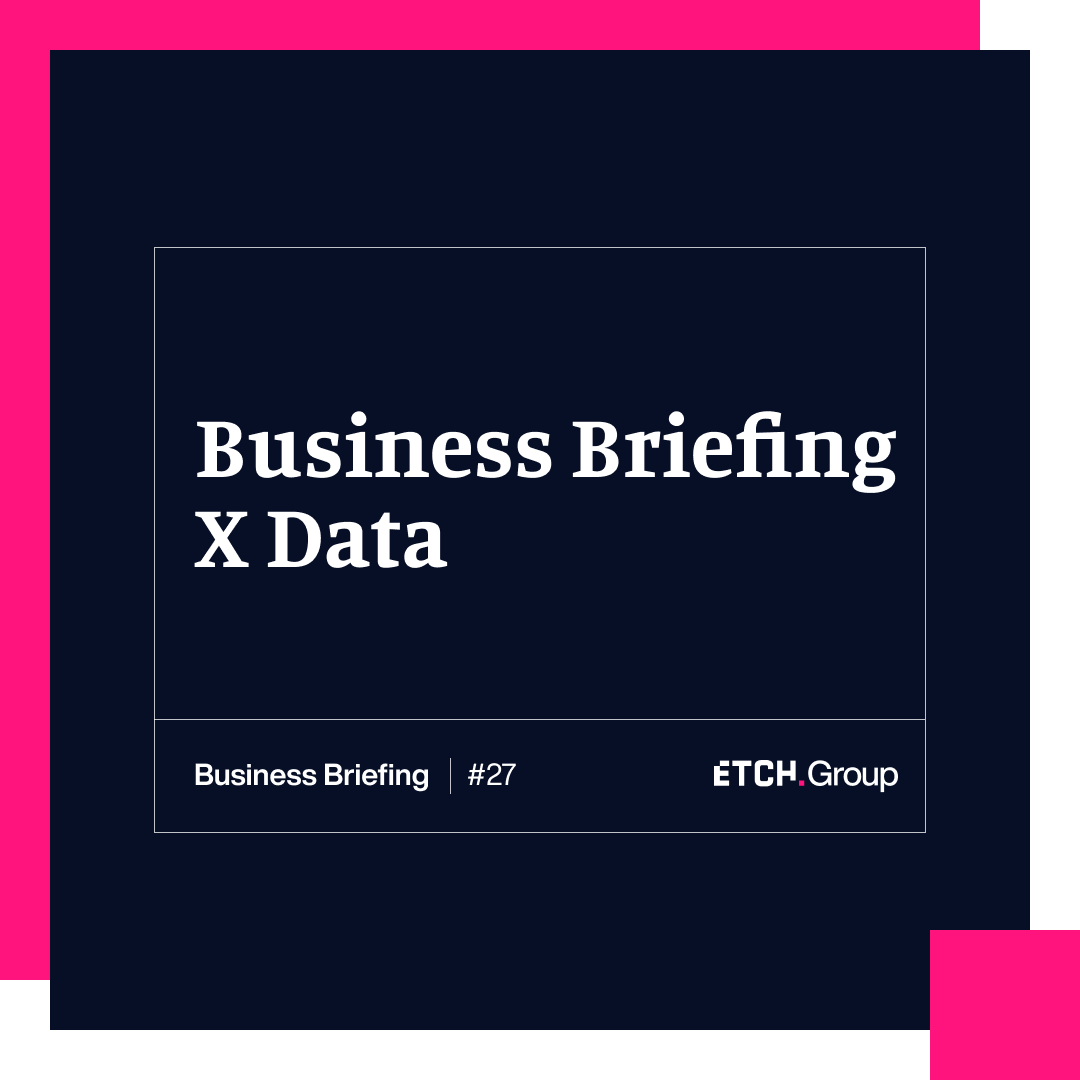 Business Briefing X Data: A Social Brand Dilemma