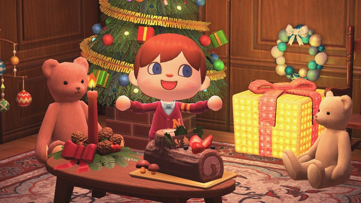 animal-crossing-new-horizons-winter-update-yule-log-present