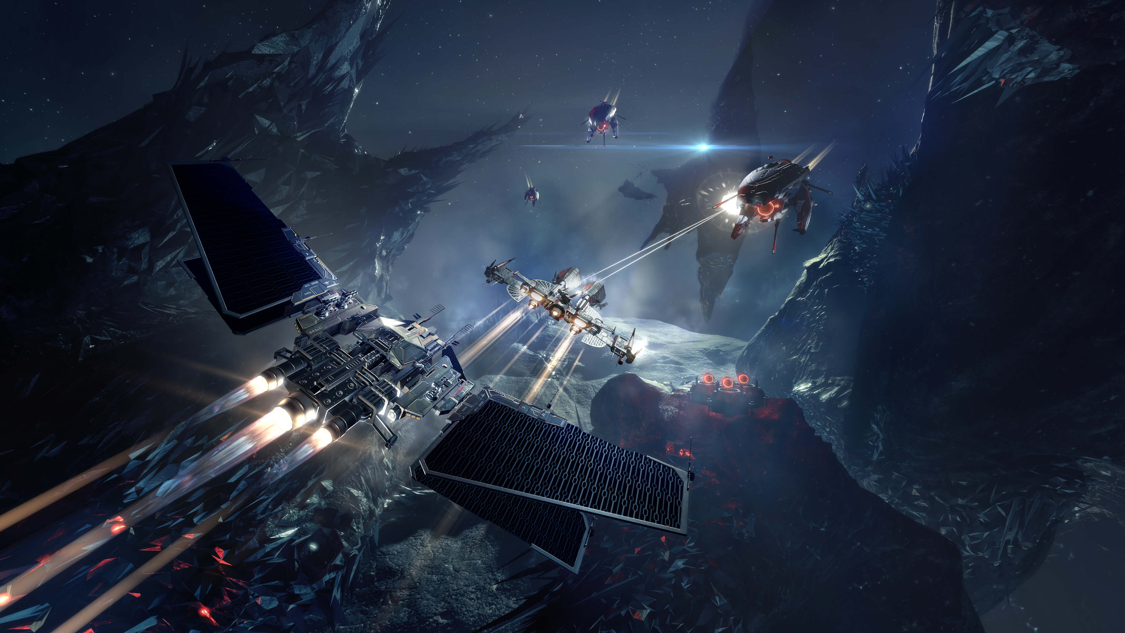 eve online spaceships