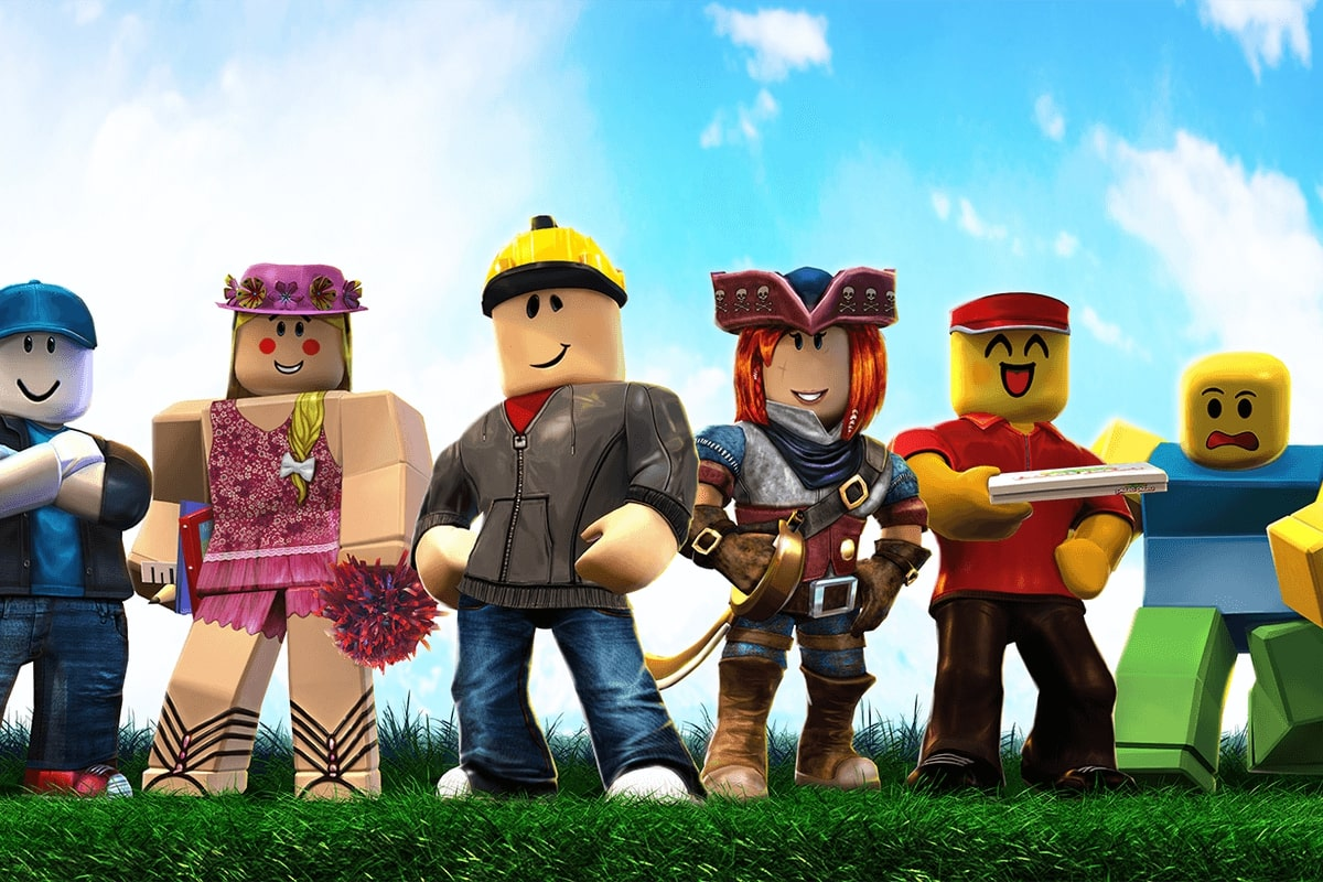 Image of Roblox characters
